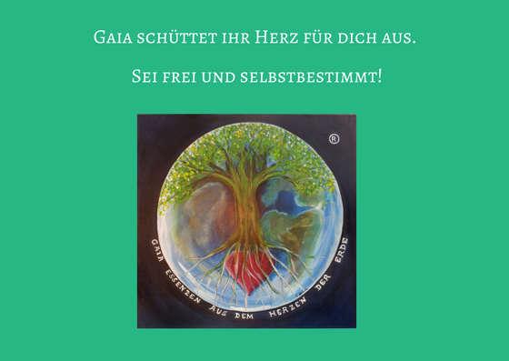Persönliche Botschaft von Gaia